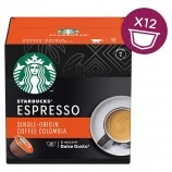 STARBUCKS® SINGLE-ORIGIN COLOMBIA ESPRESSO 12 CAPSULE