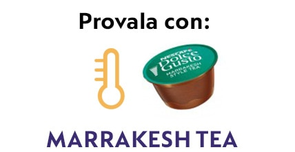 MARRAKESH TEA