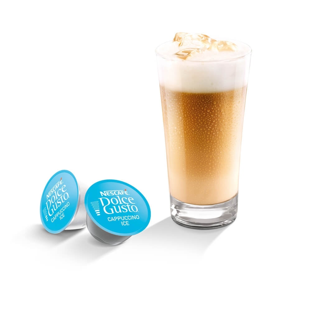 Cappuccino Ice Capsule Dolce Gusto