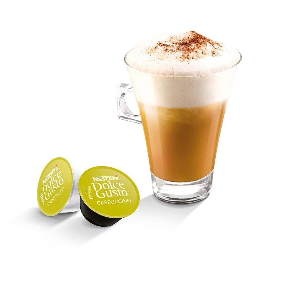 Cappuccino Magnum Capsule Dolce Gusto