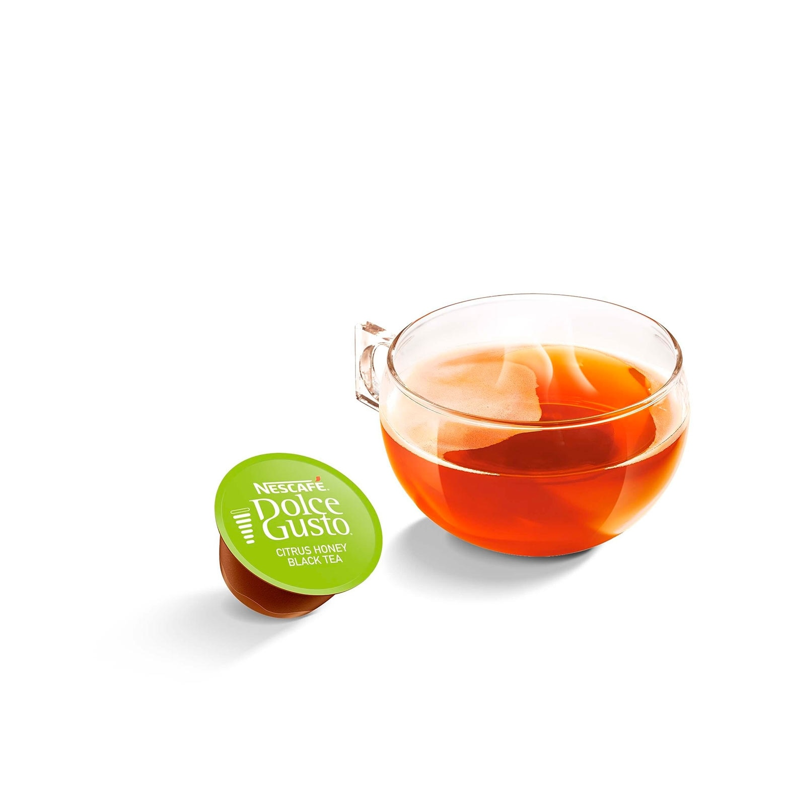 Citrus Honey Black Tea Capsule Dolce Gusto